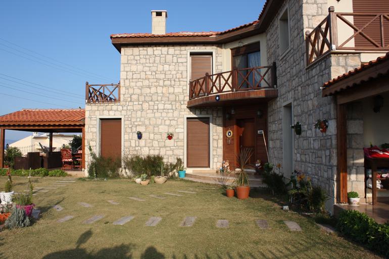 Rüzgarlı Villa